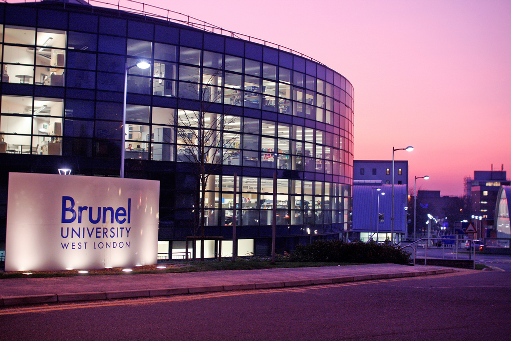 Brunel University, London, England